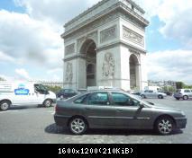 PARIS - Place de l'Etoile