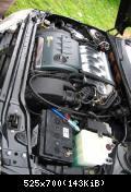 Un V6 soigné