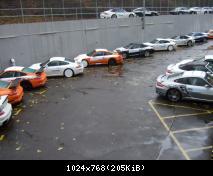 Des GT3 RS et 911Turbo... 0km