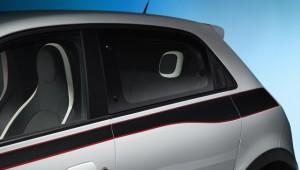 Twingo III portes arrières